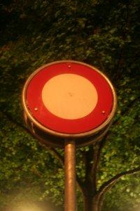 Durchfahrt Verboten Schweizer Verkehrsschild Fotos und Bilder