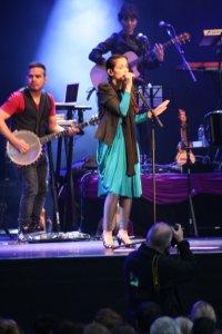 Julieta Venegas singt Fotos und Bilder