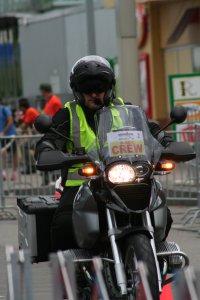 Motorradcrew Fotos und Bilder