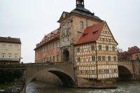 Rathaus von Bamberg Fotos und Bilder