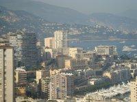 Stadtansicht Monaco Fotos und Bilder