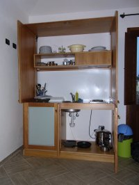 Tancau Village Küchenzeile Fotos und Bilder