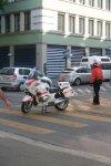 Polizei Verkehr