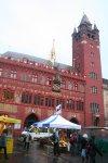 Foto Rathaus Basel